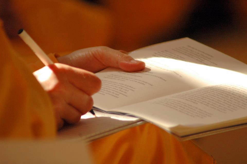 estudar o dharma