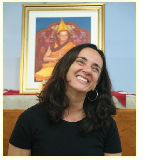 Professora Carol Ramos